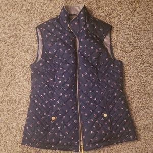 Basic Editions Floral Vest
